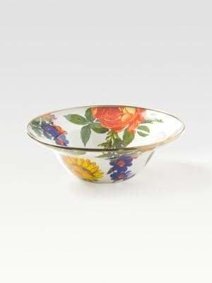 Mackenzie Childs MacKenzie-Childs Flower Market Breakfast Bowl