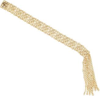 Kendra Scott Golden Dangle Bracelet