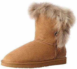 Koolaburra Women's Trishka Short Fur Snow Boot $200.91 thestylecure.com