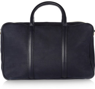 See by Chloe Harriet brushed-leather tote