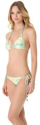 We Are Handsome Mustang String Bikini Top