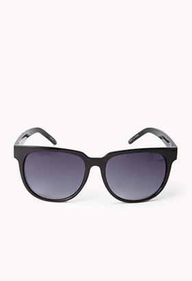 Forever 21 F0339 Square-Frame Sunglasses