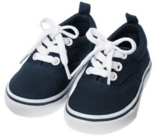Janie and Jack Canvas Sneaker