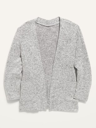 Old Navy Cozy Drop-Shoulder Open-Front Sweater for Toddler Girls