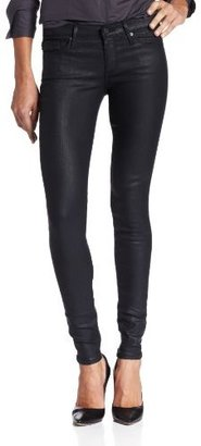 AG Adriano Goldschmied Women's Absolute Legging Jean in Blackslick