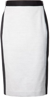Roland Mouret 'Alrai' fitted skirt
