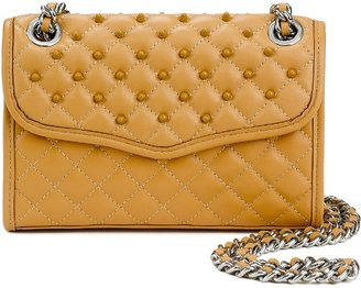 Rebecca Minkoff Mini Affair Diamond Quilt with Enamel Studs