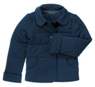 Crazy 8 Uniform Quilted Jacket