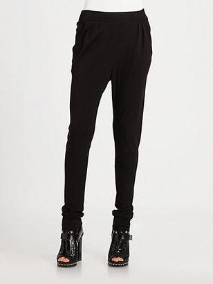Ohne Titel Jersey Pants