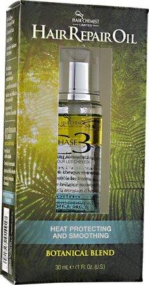 Sally Beauty Hair Chemist Phase 3 Heat Protection Oil