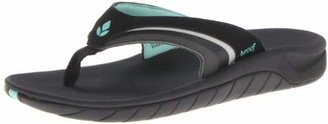 Reef Women's Sandals Slap 3 | Athletic Sports Flip Flops For Women With Soft Cushion Footbed | Waterproof