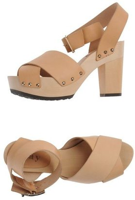 May Platform sandals