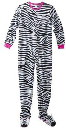 Circo Girls' Footed Blanket Sleeper