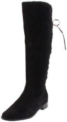 AK Anne Klein Women's Cognac Knee-High Boot