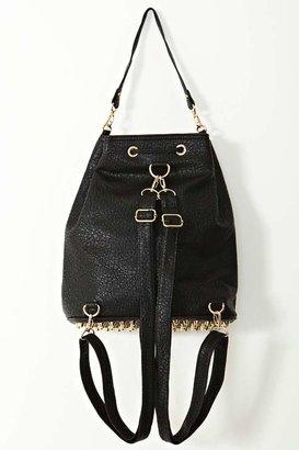Nasty Gal Studded Backpack
