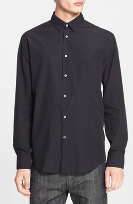 Men's John Varvatos Collection Extra Trim Fit Sport Shirt $198 thestylecure.com