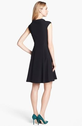 Vince Camuto Fit & Flare Dress (Regular & Petite)