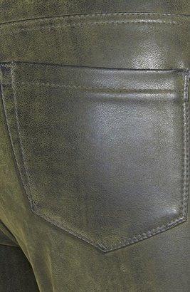 Blank NYC BLANKNYC Faux Suede Skinny Jeans (Residue)