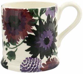 Emma Bridgewater Dark Dahlias Half-Pint Mug