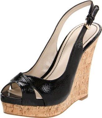 Nine West Women's Laffnplay Wedge Sandal
