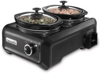 Crock Pot Crock-Pot Double 1-qt. Hook Up Connectable Entertaining System