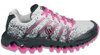 K-Swiss Women's Tubes Run 100 Running Shoe