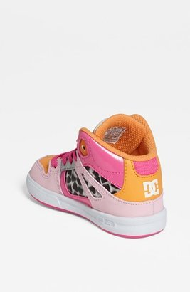 DC 'Rebound' Sneaker (Walker & Toddler)