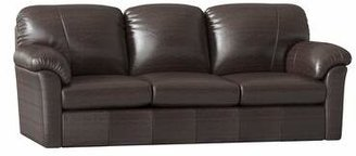 Omnia Leather Tahoe Sofa Omnia Leather Body Fabric: Southwestern Blue, Mattress Type: No Mattress