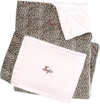 Swankie Blankie Cheetah-Print Sleeping Bag, Plain