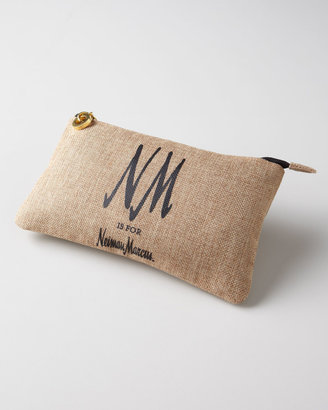 "Apple & Bee NM is for Neiman Marcus"" Cosmetic Bag & Tote"