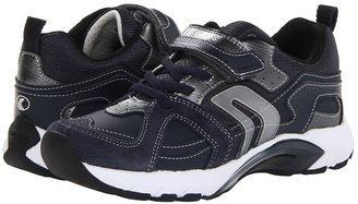 Geox Kids - Stark 8 (Little Kid) (Navy) - Footwear