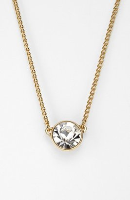 Givenchy Women's Crystal Pendant Necklace