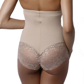 Nancy Ganz Bodyslimmers betty high-waist cheeky brief ng016 - women's