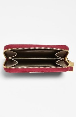 Fendi 'Crayons' Leather Zipper Pouch