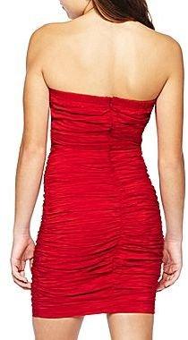 My Michelle Crinkle Taffeta Dress