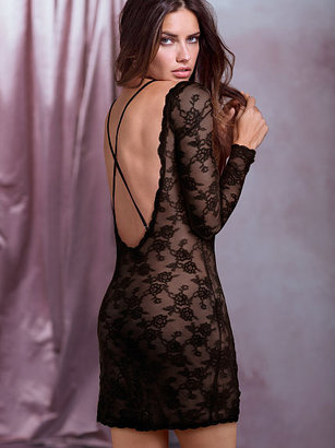 Sexy Little Things The Lacie Boatneck Babydoll
