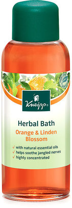 Kneipp Orange & Linden Herbal Bath 3.4 oz