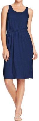 Old Navy Women's Sleeveless-Jersey Dresses