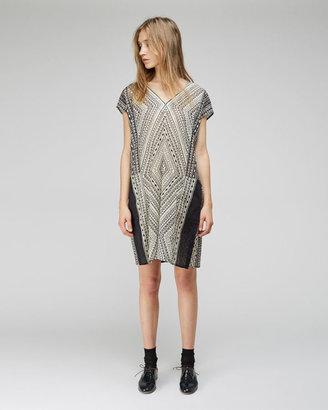 Hope Marcy Printed Dress