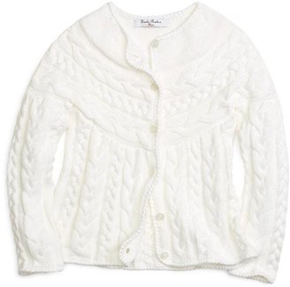 Brooks Brothers Chunky Cable Knit Cardigan