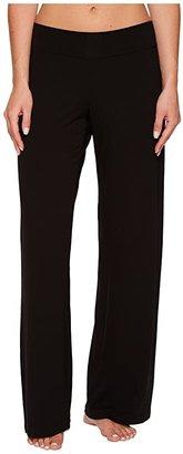 Cosabella Talco Pajama Pants (Black) Women's Pajama