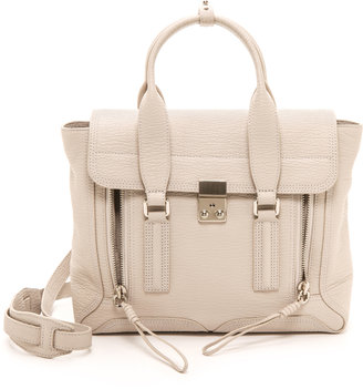 3.1 Phillip Lim Pashli Medium Satchel $895 thestylecure.com