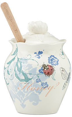 Lenox CLOSEOUT! Serveware, Collage by Alice Drew Honey Jar