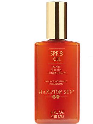 Hampton Sun SPF 8 Gel 4 oz (118 ml)