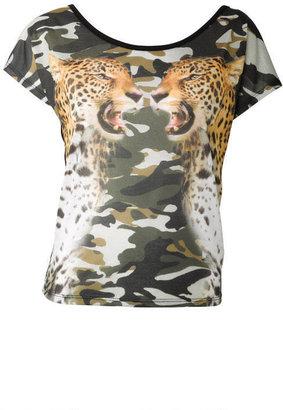 Camo Cougar