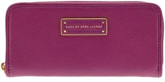 Marc by Marc Jacobs Too Hot to Handle Slim Zip Around