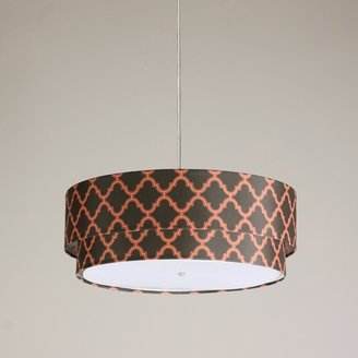 "Tucker 20""x9"" Pendant Lamp"