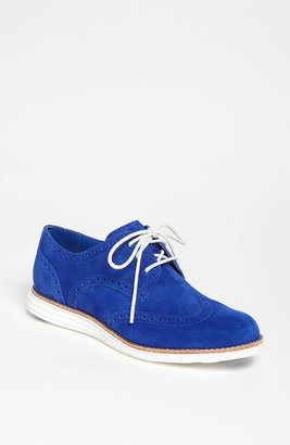 Cole Haan 'LunarGrand' Wingtip Oxford (Women)