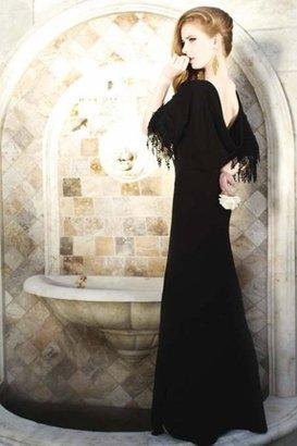 For Love & Lemons Laurel Dress in Black $209 thestylecure.com