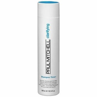 Paul Mitchell Clarifying Shampoo Three 10.14 oz $12 thestylecure.com
